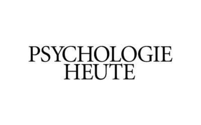 PSYCHOLOGIE HEUTE – Im Fokus: Häusliche Gewalt