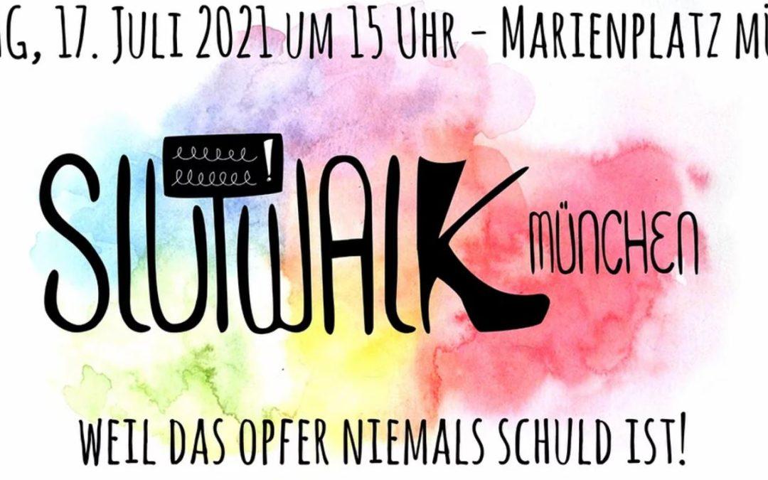 Slutwalk München – Podcast
